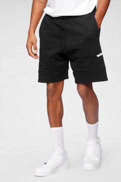 jordan sweatshort »men's fleece shorts« zwart