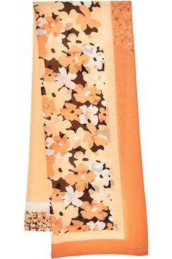 opus modieuze sjaal oranje