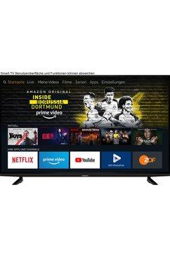 "grundig led-tv 49 voe 82 - fire tv edition tpy000, 123 cm - 49 "", 4k ultra hd, smart-tv zwart"
