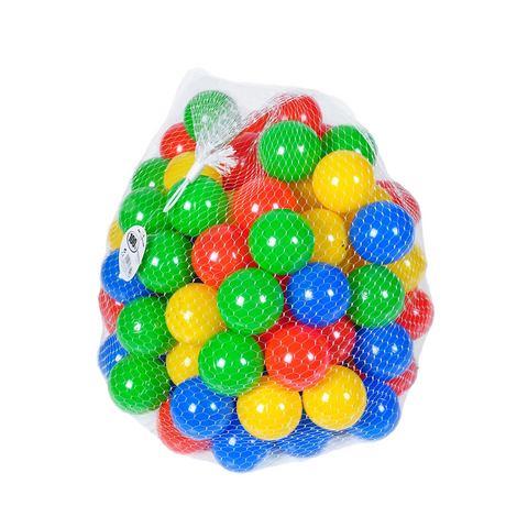 Knorr Toys KNORRTOYS.COM® 100 gekleurde ballen voor ballenbak
