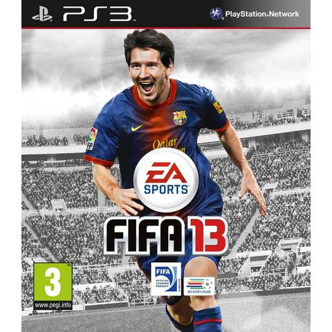 Game, PS3, Fifa 13