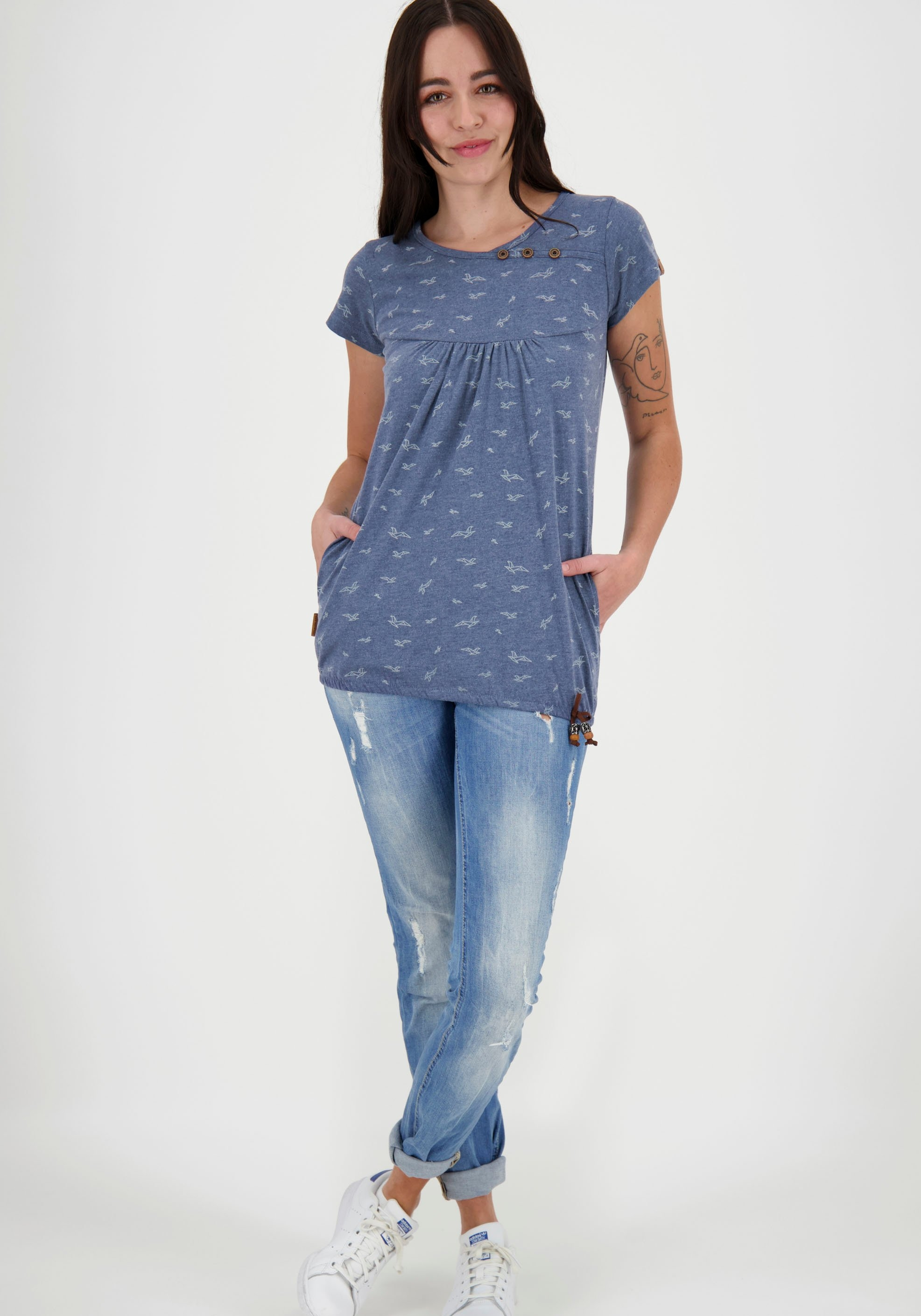 alife and kickin T-shirt SummerAK online kopen op otto.nl