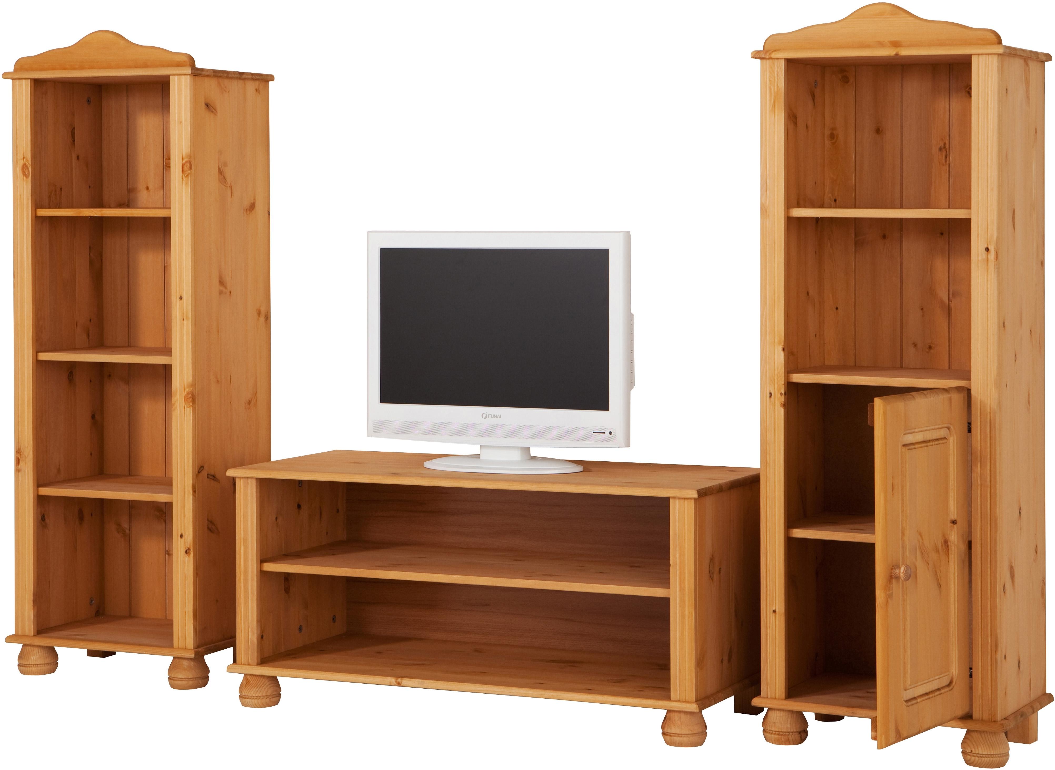 home affaire 3 delig wandmeubel in landhuisstijl online bij otto. Black Bedroom Furniture Sets. Home Design Ideas