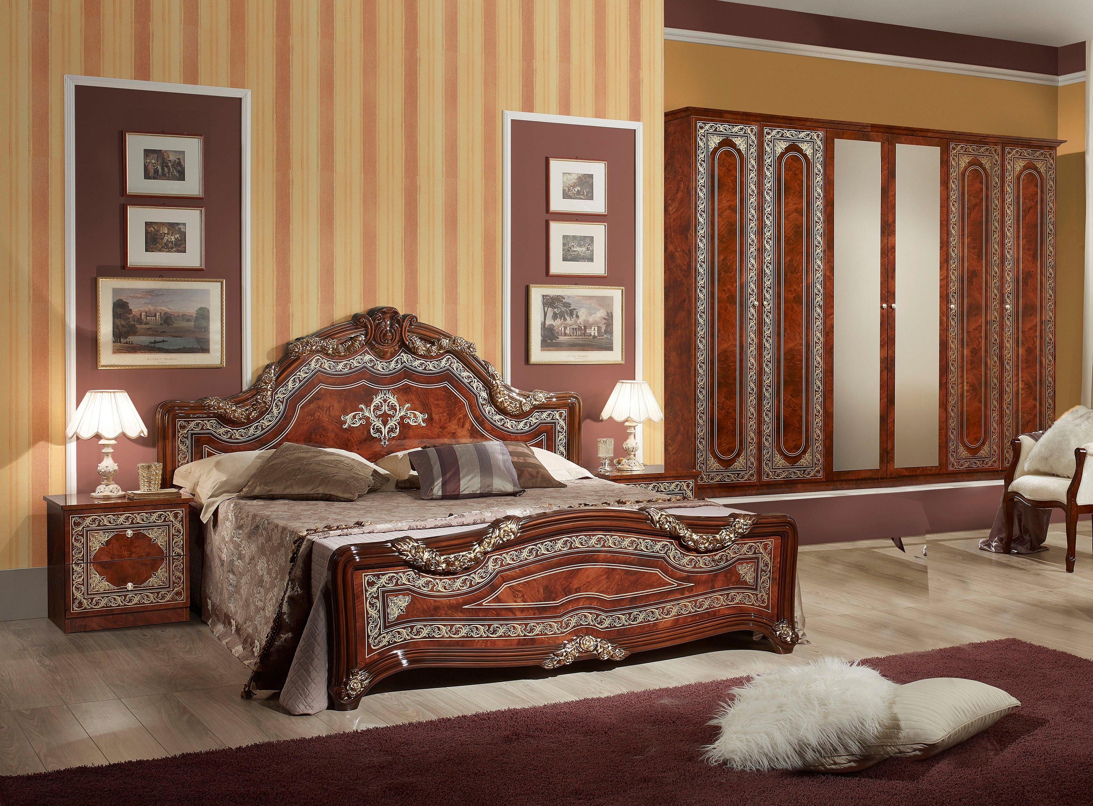 slaapkamerserie Elena (4 stuks) nu online kopen bij OTTO