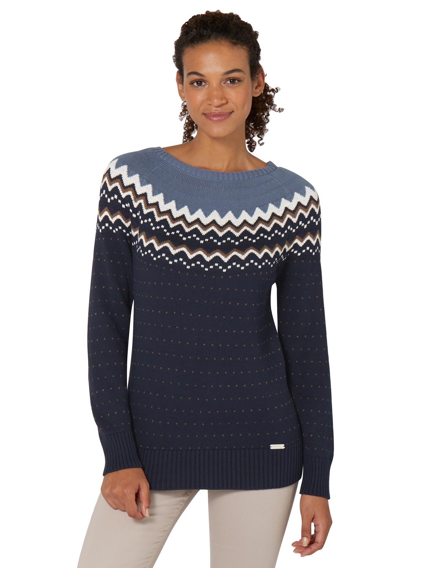 Casual Looks Noorse trui Trui voordelig en veilig online kopen