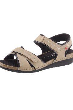 reflexan sandalen met tr-loopzool beige