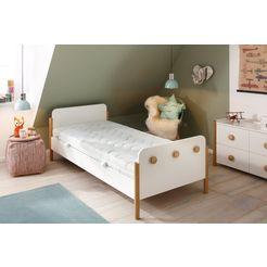 luettenhuett kindermatras teens age 10-17 tweezijdig te gebruiken matras met twee verschillend stevige ligzijden hoogte 17 cm wit