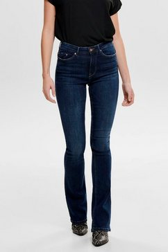 only bootcut jeans »onlpaola life« blauw