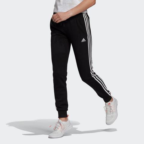 adidas Performance joggingbroek ESSENTIALS FRENCH TERRY 3-STREIFEN