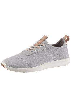 toms sneakers met modieuze contrast-details grijs