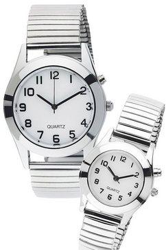 horloge met achtergrondverlichting