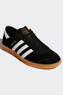 adidas originals sneakers hamburg zwart
