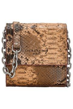 liebeskind berlin mini-bag »valentine's special snake crossbody xxs«