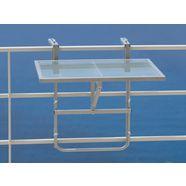 merxx hangende balkontafel zilver