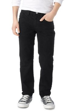 cfl jeans in slim-fit-model zwart