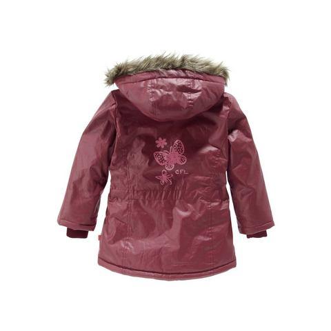 CFL Winterjack met zachte fleecevoering