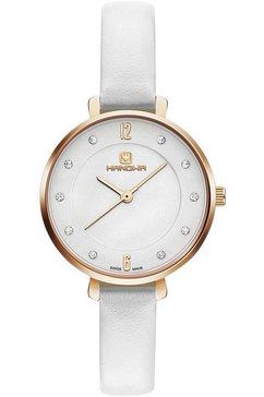 hanowa zwitsers horloge lilly, 16-6082.09.001 wit