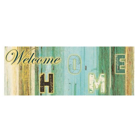 Sleutelbord, Artland, 'Welcome home'