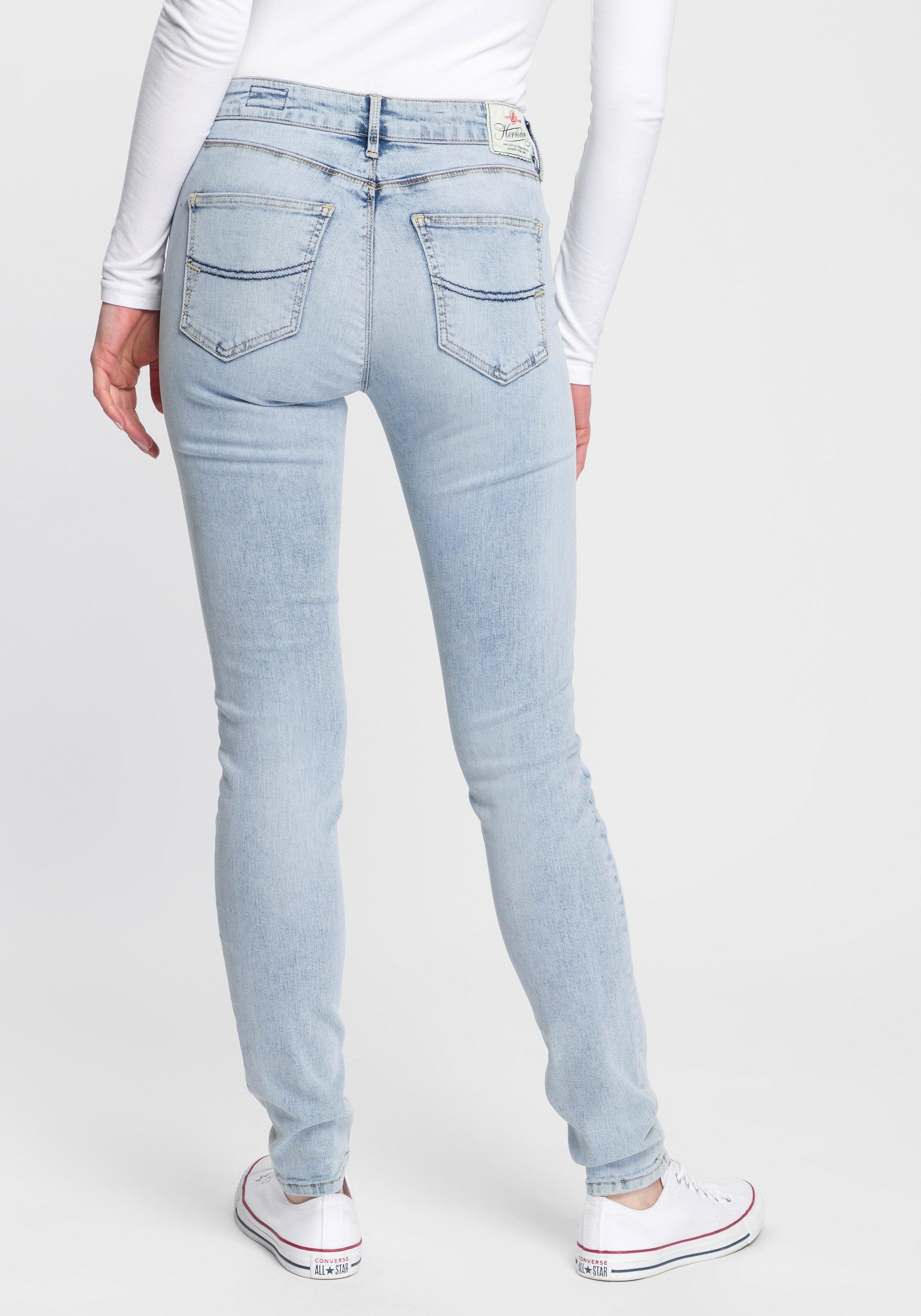 Op zoek naar een Herrlicher slim fit jeans »SUPER G SLIM«? Koop online bij OTTO