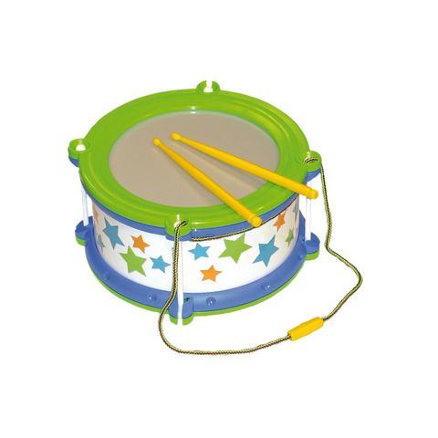 VOGGENREITER Grote trommel met draagband