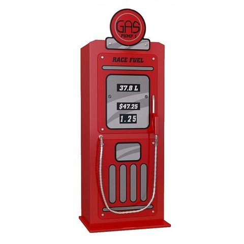Kast Petrol Pump rood
