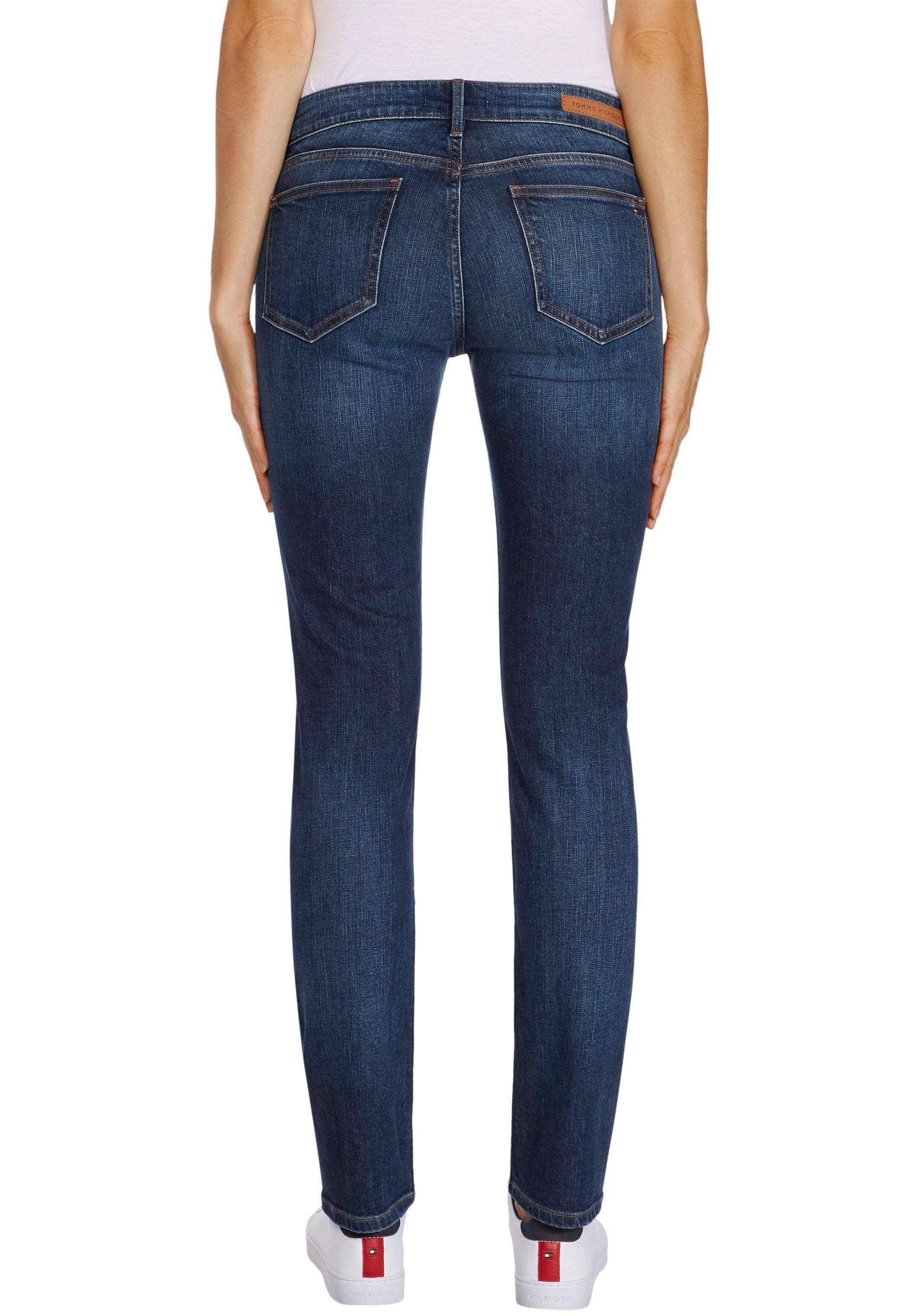 TOMMY HILFIGER slim fit jeans »HERITAGE MILAN SLIM LW« bij OTTO online kopen