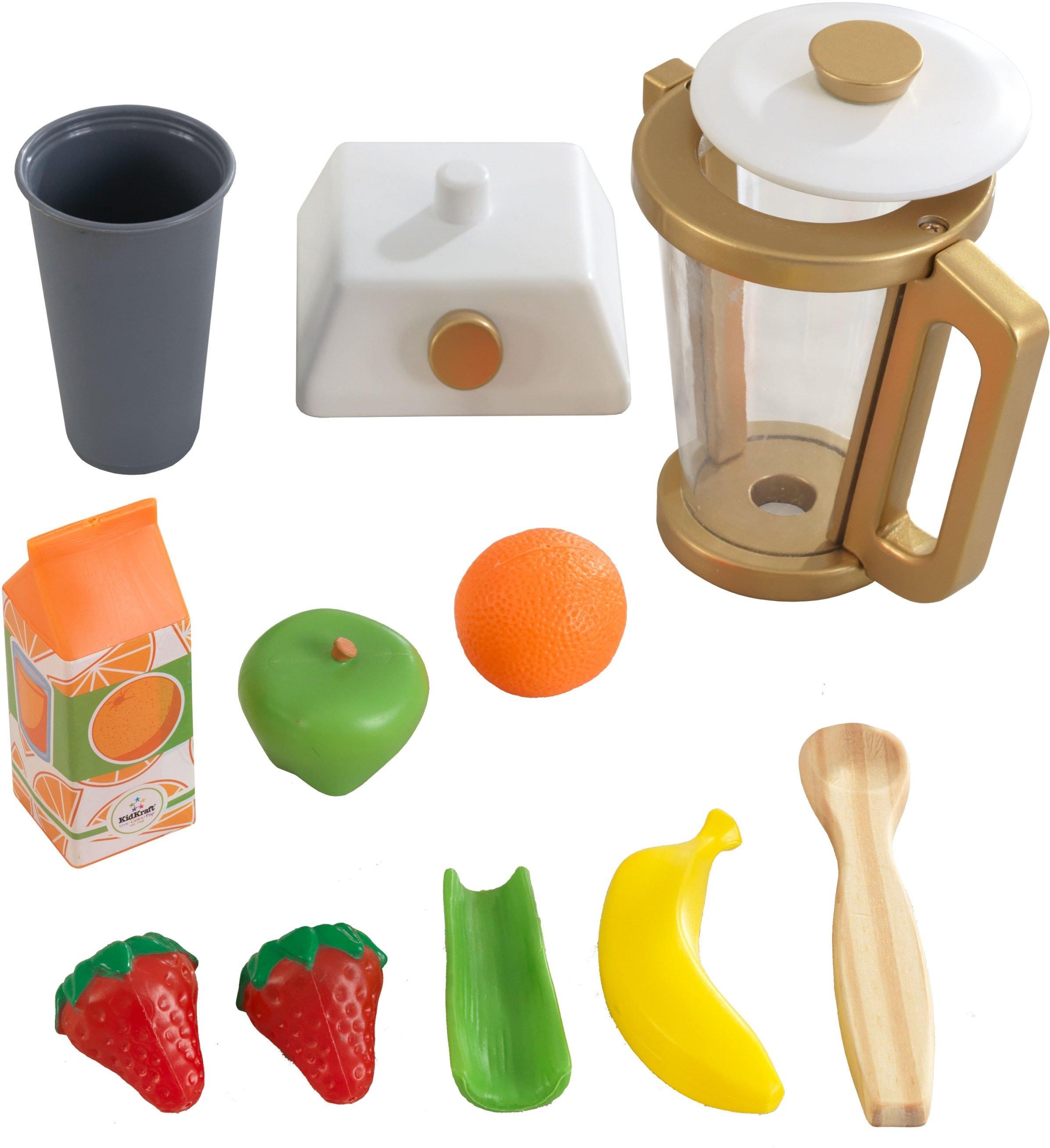 KidKraft kinderblender Speelset smoothie (12-delig) - gratis ruilen op otto.nl