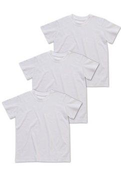 stedman jamie 3-set jamie organic crew neck »in set van 3« wit