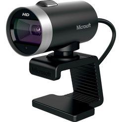 microsoft »lifecam cinema« webcam zwart