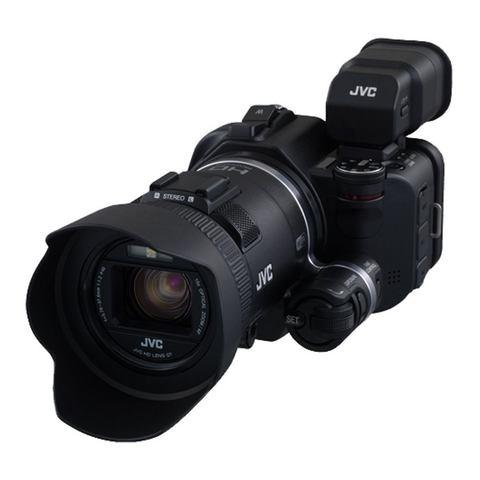 JVC Camcorder GC-PX100BEU met Full HD-opname
