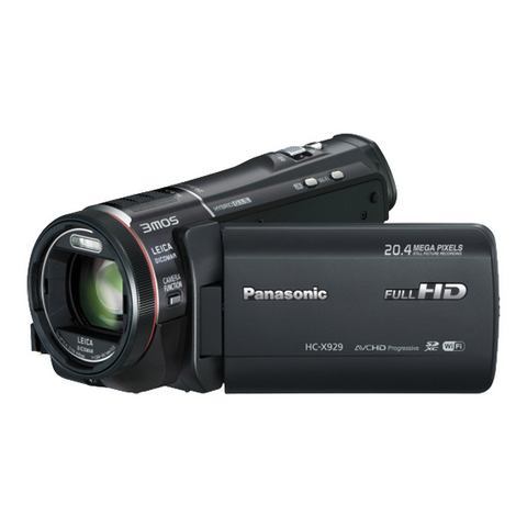 PANASONIC Camcorder HC-X929EG-K