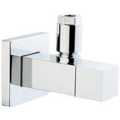 kirchhoff hoekventiel zilver
