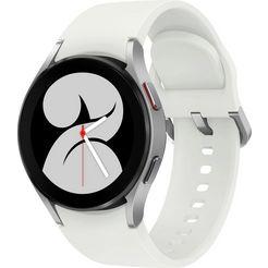 samsung smartwatch galaxy watch 4-small lte galaxy watch 4-40mm lte zilver
