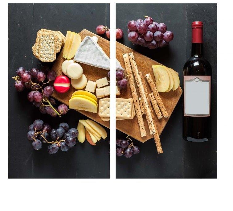 Op zoek naar een Wall-Art kookplaatdeksel Keuken kookplaatafdekblad kaasplank (set, 2-delig)? Koop online bij OTTO