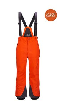 killtec functionele broek »kuopio mn ski pnts« oranje