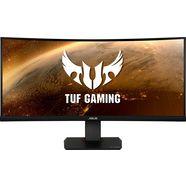 "asus gaming-monitor vg35vq, 89 cm - 35 "", uwqhd zwart"