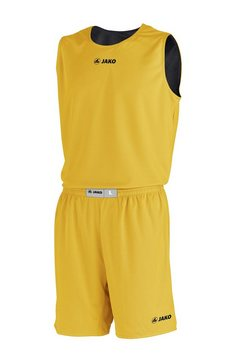 jako basketbal reversible shirt change (heren) geel