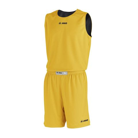 JAKO Basketbal Reversible Shirt Change Kinderen