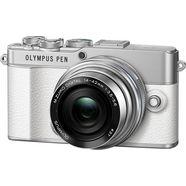 olympus systeemcamera e-p7 pancake zoom kit wit