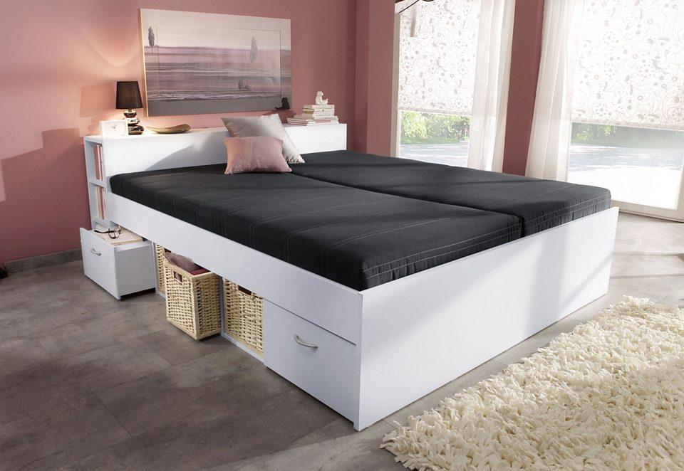 Populair Bed met opbergruimte in de online winkel | OTTO GS77