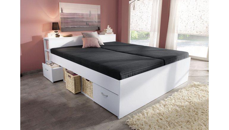 Eenpersoonsbed Met Opbergruimte : Bed met opbergruimte in de online winkel otto