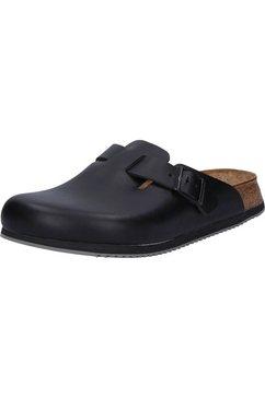 birkenstock slippers »60194« zwart