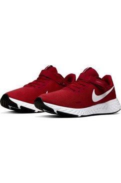 nike runningschoenen »revolution 5 flyease« rood