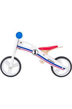 bikestar loopfiets 2-in-1 wit