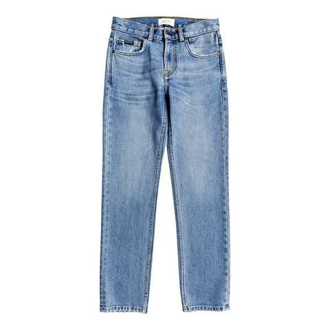NU 20% KORTING: Quiksilver straight jeans Modern Wave Salt Water