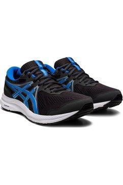 asics runningschoenen »gel-contend 7« zwart