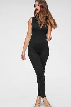 melrose jumpsuit zwart