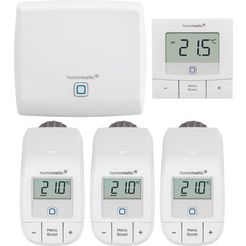 homematic ip »heizen basic l (5-tlg)« smart-home starterset wit