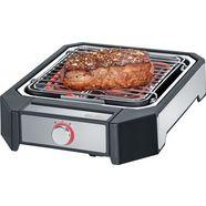 severin »pg 8545 steakboard« tafelgrill zwart