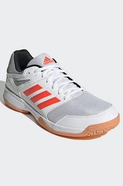 adidas performance zaalschoenen speedcourt wit